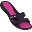 arena Athena Hook Sandals Women black-fuchsia
